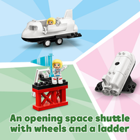 LEGO Space Shuttle Mission 10944