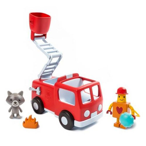 Sago Mini Fire Truck Vehicle