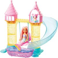 Barbie Dreamtopia Chelsea Mermaid Playground Playset
