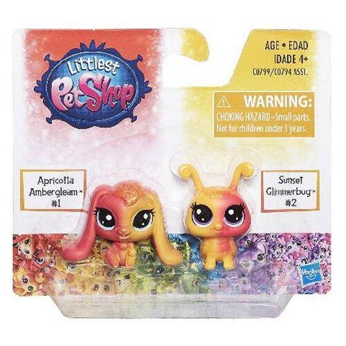 Littlest Pet Shop Rainbow Collection - Bffs Pack