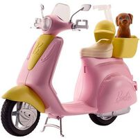Barbie Est Scooter