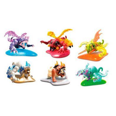 Mega Contrux Breakout Beasts Critters Series - Assorted