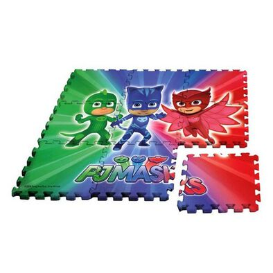 Pj Masks 9Pcs Eva Foam Mat