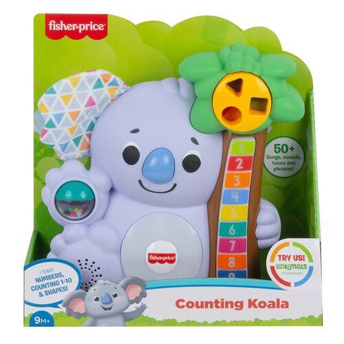 Fisher-Price Linkimals Counting Koala