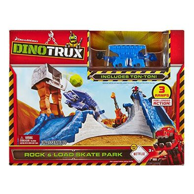 Dinotrux Playset- Assorted