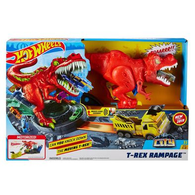 Hot Wheels T-Rex Rampage
