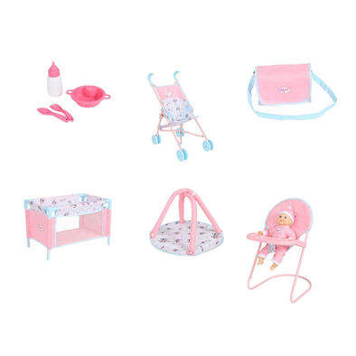 Babyboo Doll Bundle Set