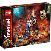 LEGO Ninjago Skull Sorcerer's Dungeons 71722