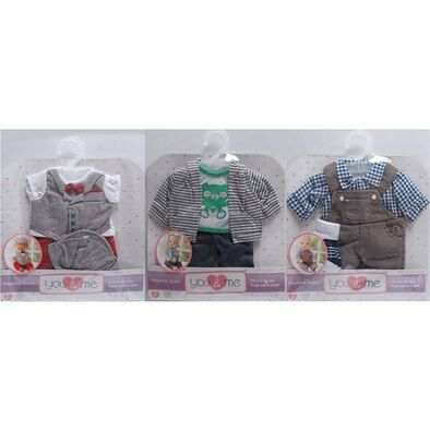 You & Me Boys Playtime Outfit - Assorted