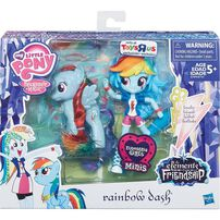 My Little Pony Elements Pony and Doll - Assorted
