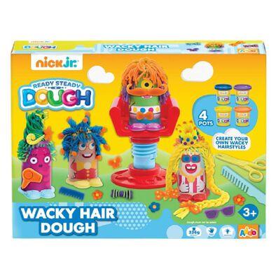 Nick Jr Ready Steady Dough Wacky HairDough