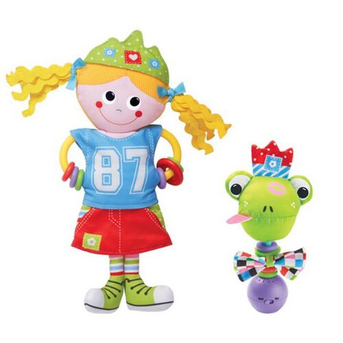 Yookidoo Freestyle Princess Play Set