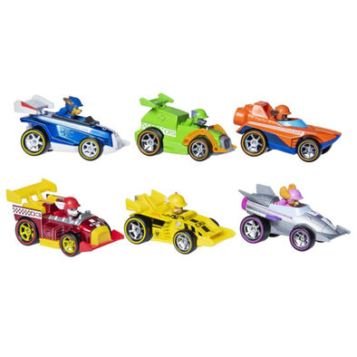 Paw Patrol Ready Race Rescue True Metal - Assorted