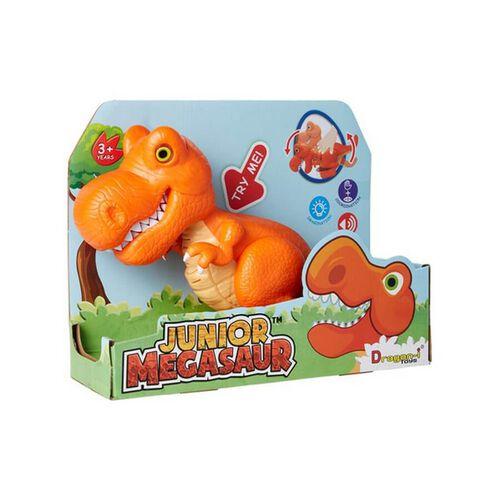 Junior Megasaur Bend and Bite Dino - Assorted