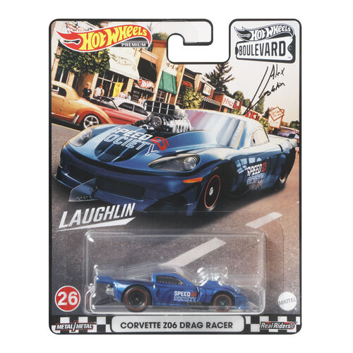 Hot Wheels GTJ68 Boulevard Dash F Set of 10