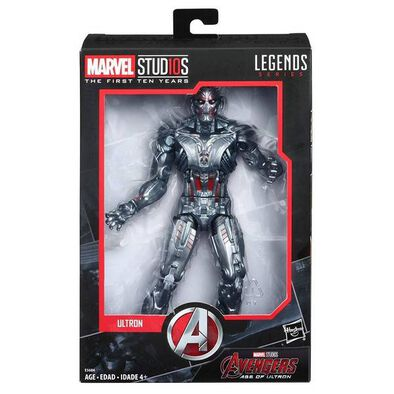 Marvel Avengers The First 10 Years Ultron Action Figure Legends Series