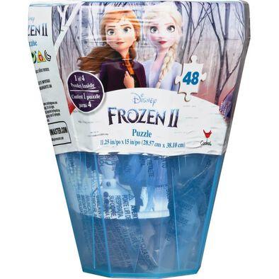Disney Frozen 2 Signature Puzzle Plastic