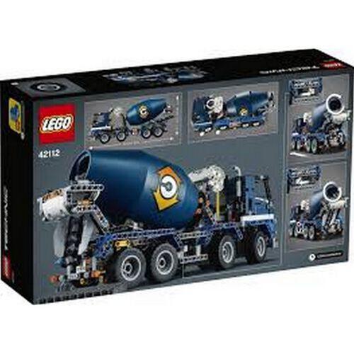 LEGO Concrete Mixer Truck 42112