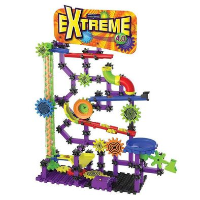 The Learning JourneyTechno Gears Marble Mania Extreme 4.0