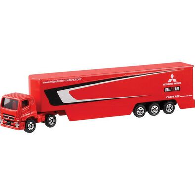 Tomica Mitsubishi Carry Art Transporter