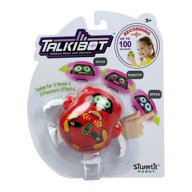 Silverlit Talkibot Girl - Assorted
