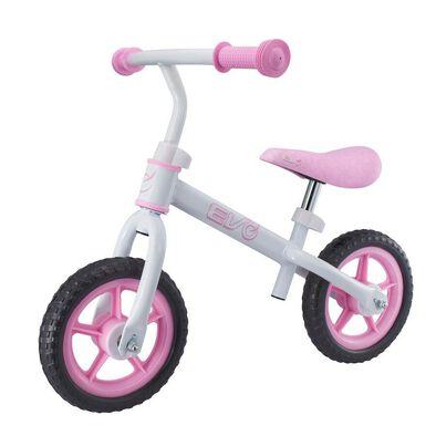 Evo Balance Bike Pastel Pink