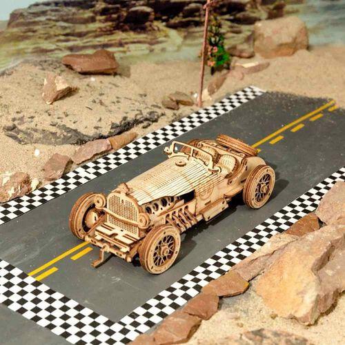 Robotime DIY Grand Prix Car