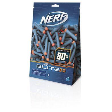 NERF Elite 2.0 80-Dart Refill Pack