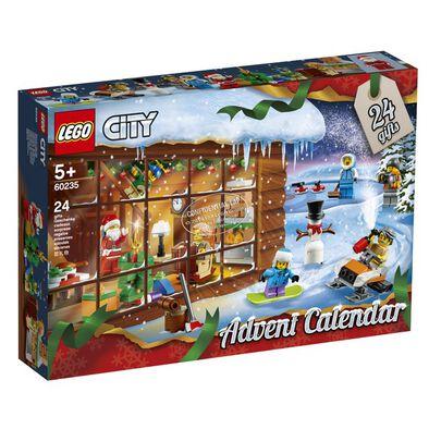 LEGO City Advent Calendar 60235