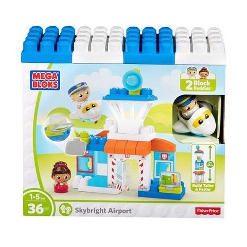 Mega Bloks City Airport Set