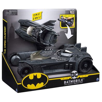 Batman Batmobile and Batboat 2 in 1