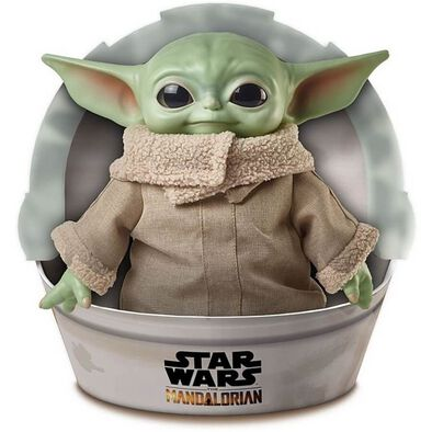Star Wars Baby Yoda The Child Soft Toy