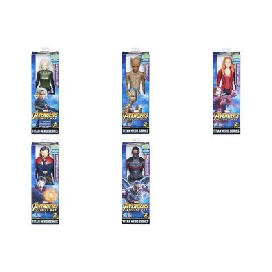 Marvel Avengers 12 Inch Titan Hero Series Movie B - Assorted