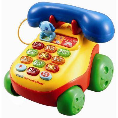 Vtech Pull'N Learn Phone