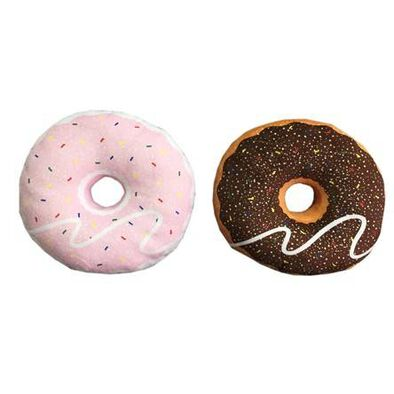 "Animal Alley 12"" Doughut - Assorted"