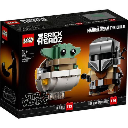 LEGO The Mandalorian & The Child 75317