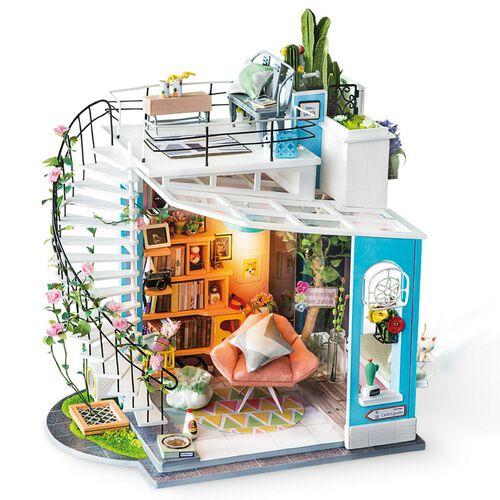 Robotime DIY House Loft