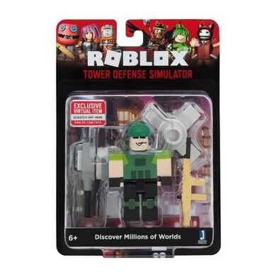 Roblox Core Figure Tower Defense Wave 8