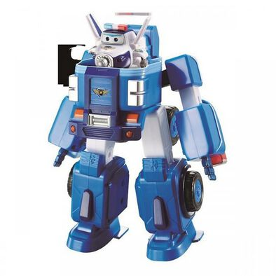 Super Wings Transforming Vehicle Paul