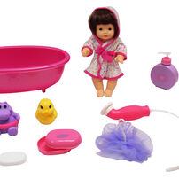 You and Me Splash Time Baby Doll Set