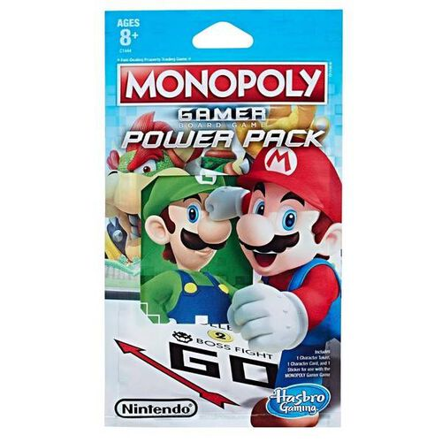 Monopoly Gamer Figure Pack - Assorted