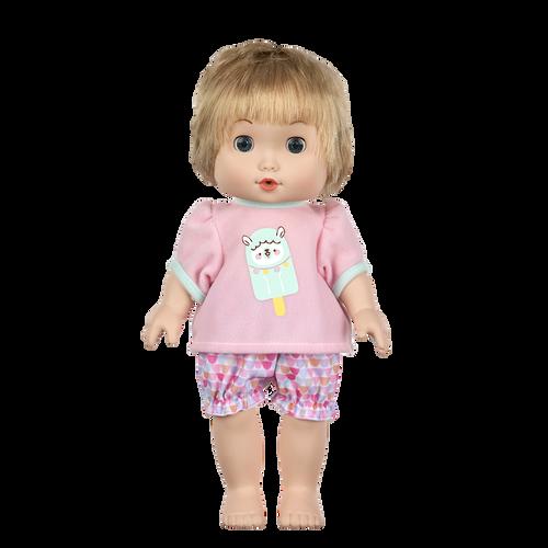 Baby Blush Lovely's Potty-Training Doll Set