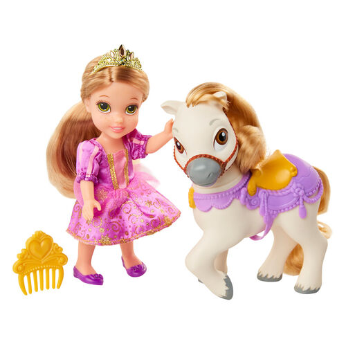 Disney Princess Petite With Pony - Assorted