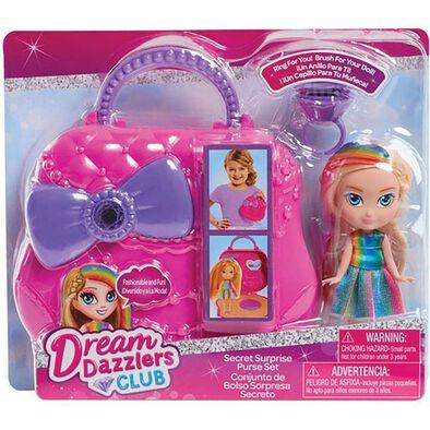 Dream Dazzlers Club Purse Accessory Set