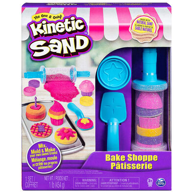 Kinetic SandBake Shoppe 1Lb