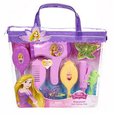 Disney Princess Disney Rapunzel Hair Styling Tote