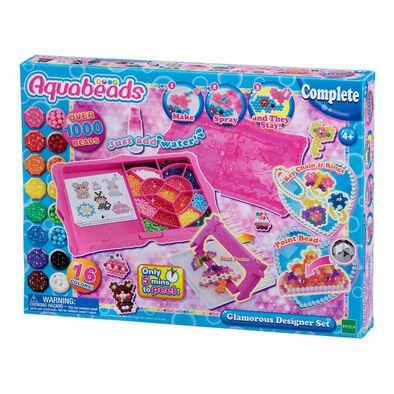 Aqua Beads Glamorous Designer Set