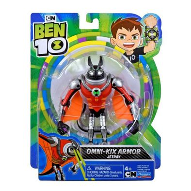 Ben 10 Omni-Kix Armor Jetray