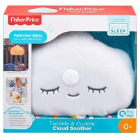 Fisher-Price Twinkle & Cuddle Cloud Soother