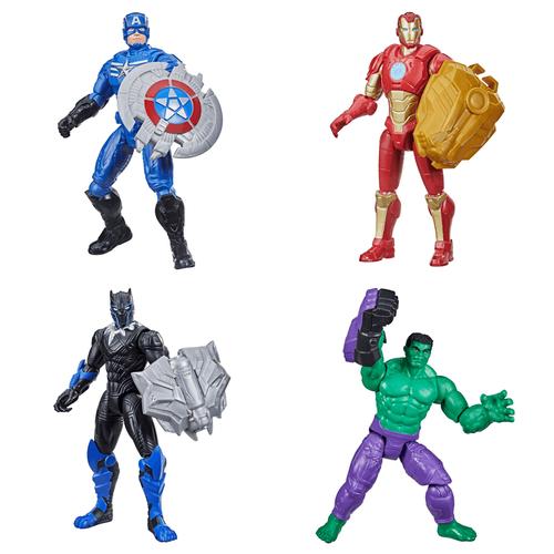 Marvel Avengers Mech Strike Figures - Assorted